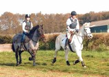 Rockbourne ride welcomes all equestrians